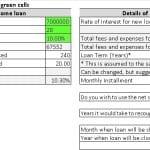 Home Loan Transfer Calculator (Mortgage Refinance)