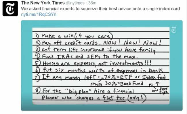 Best-financial-advice-on-a-index-card