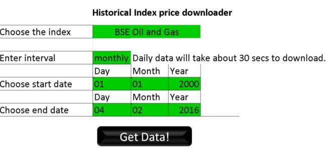NSE-historical-index-data