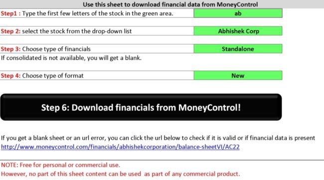 Moneycontrol-financials