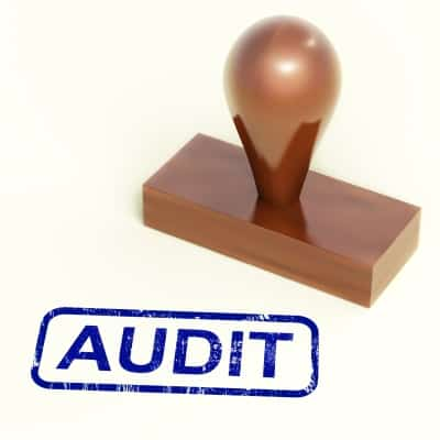 personal financial audit
