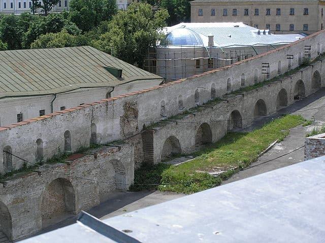 Pechersk Lavra fortification
