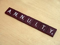 inflation-indexed annuity calculator