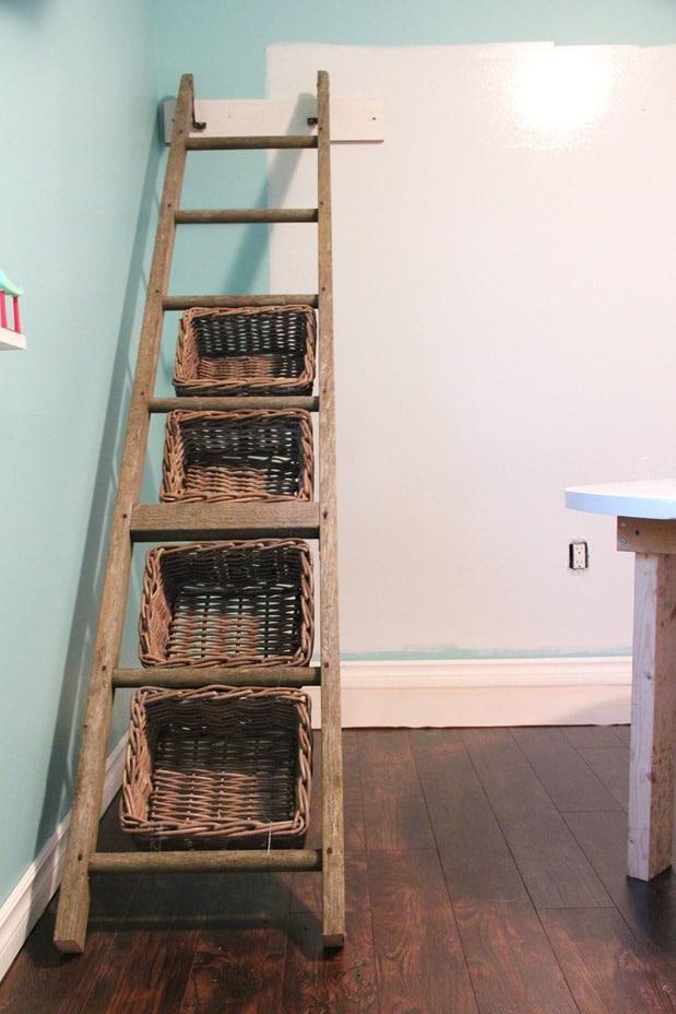 Source: DIY Storage Ladder