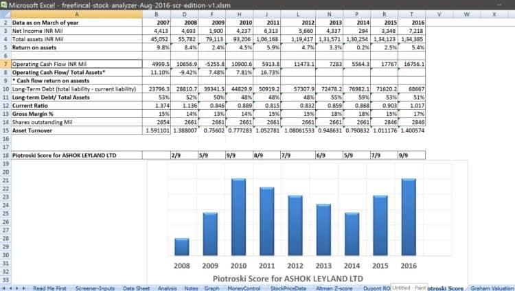 stock analysis spreadsheet 10 - Moneycontrol Stock Price History Update for Stock Analysis Spreadsheets