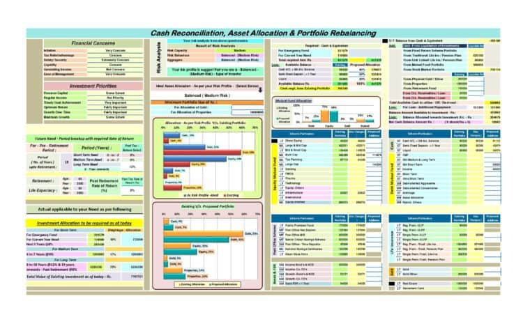 All Worksheets » Acap Financial Planning Worksheet - Free ...