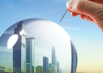 bubble burst - Have We Forgot That Aspirations Must Match Our Income?!