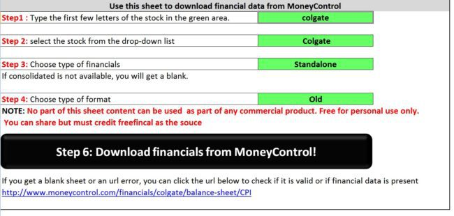 Moneycontrol Financials 1 650x310 - Automated Stock Analysis with MoneyControl Financials