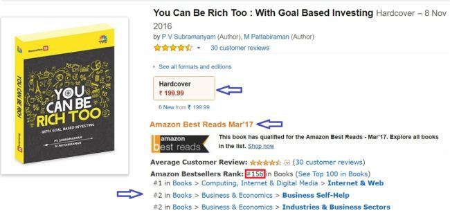 Amazon rank 30 Mar 2016 8 am 650x308 - Measure Your Success Using These Milestones in Personal Finance