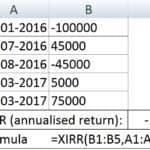Freefincal Q & A Part 2: Calculating Stock Portfolio Returns