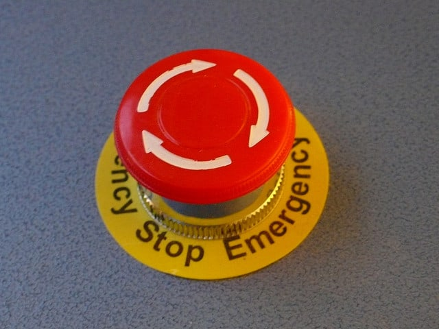 emergency stop - Can you handle it when your entire wealth becomes an emergency fund?