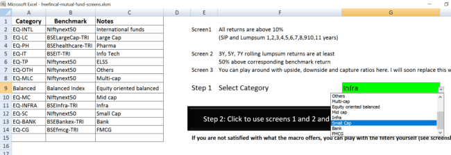 mutual fund screener 1 650x224 - Two Simple Ways To Screen For Mutual Funds