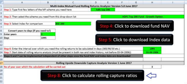 rolling upside screenshot 650x292 - Equity Mutual Fund Rolling Upside/Downside Capture Calculator