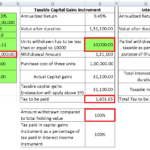 Reducing Tax With Partial Mutual Fund Withdrawals: Examples + Calculator