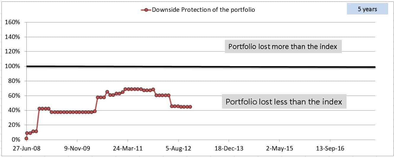 Downside portfolio - This is my portfolio vs Sensex, Nifty Next 50: Want to Check yours?