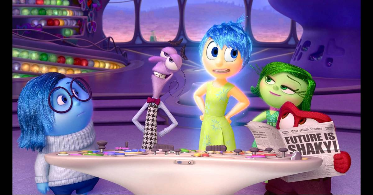 inside out screenshot to show how people react to market all time highs