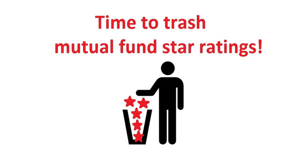 Trash mutual fund star ratings because of SEBI categorization rules