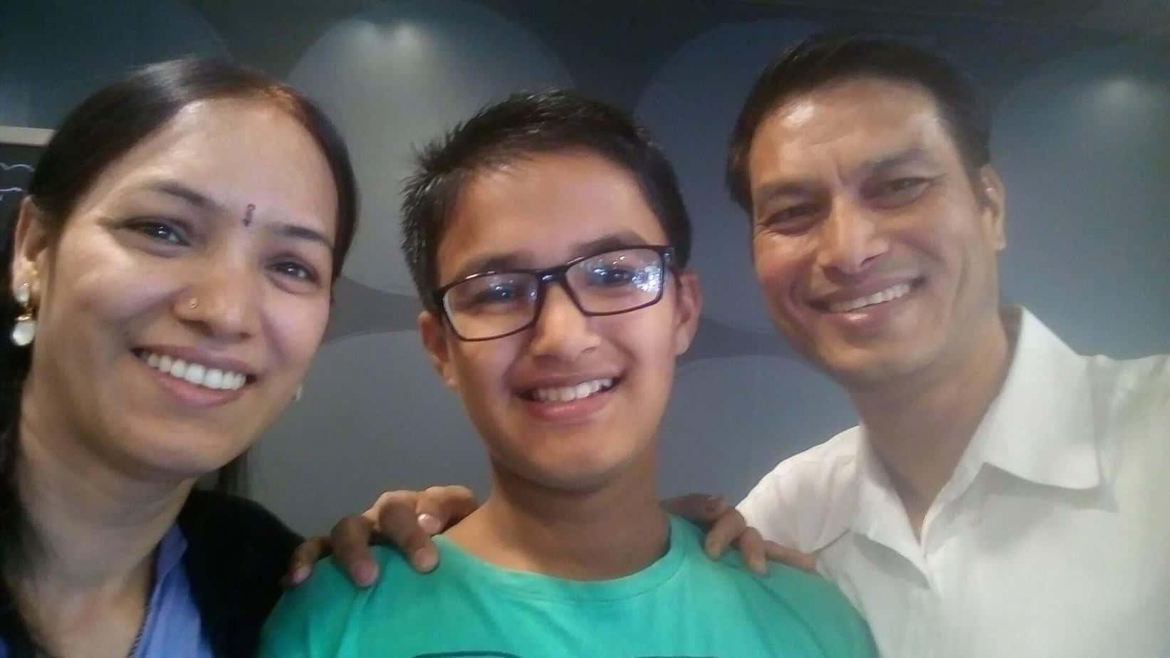 family - Fee-only Advisor Journey: Chandan Singh Padiyar finds Inner Peace