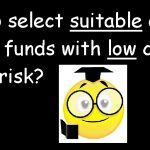 How to select suitable debt mutual funds with low credit risk?