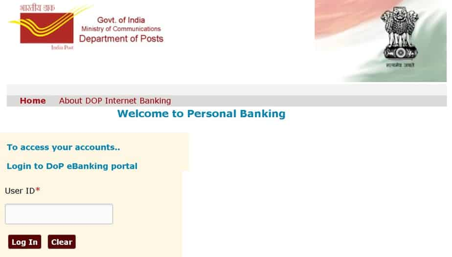 Post Office Internet Banking (DOP): How to register & features available