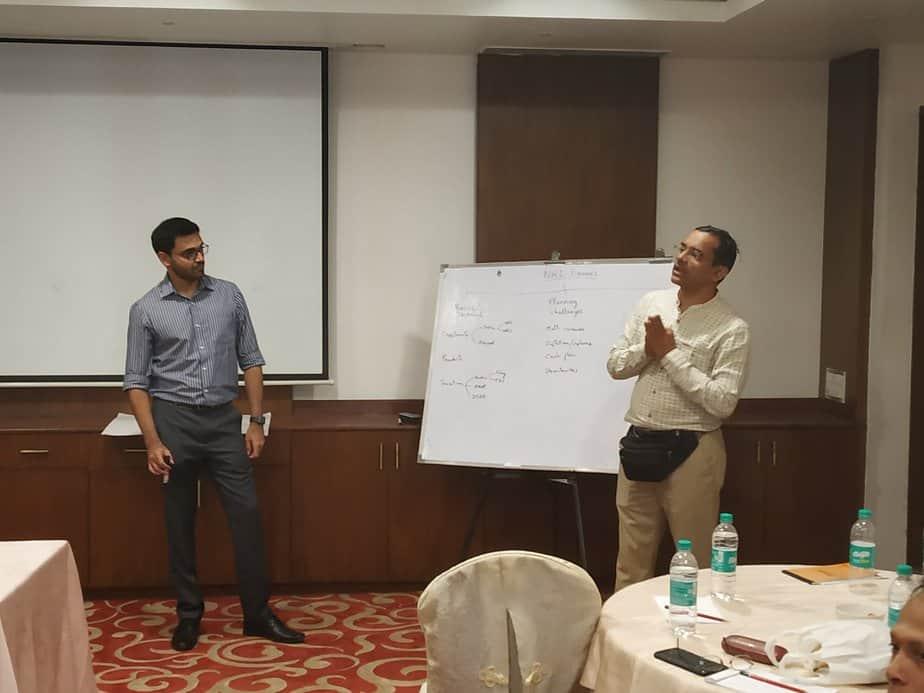 fee-ony advisors meet bangalore Ashal and Vikram