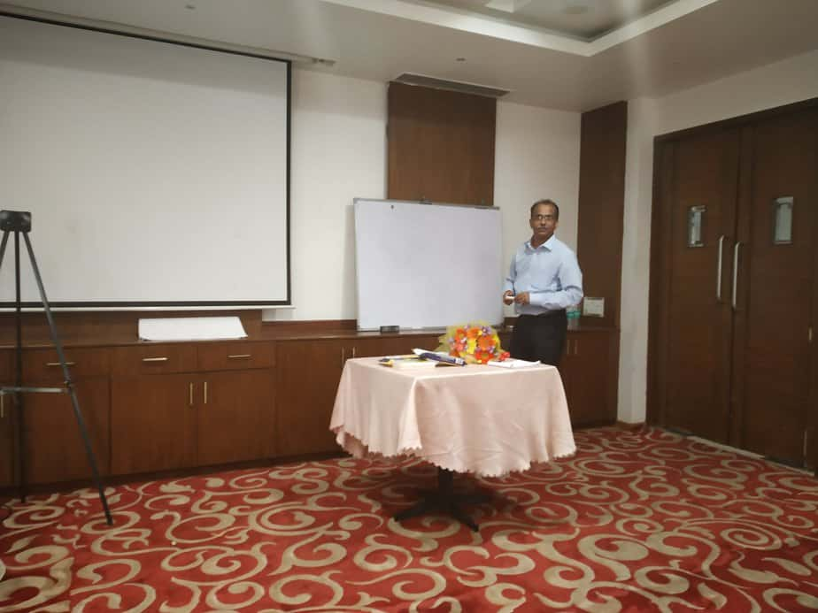 fee-ony advisors meet Bangalore Melin Joseph
