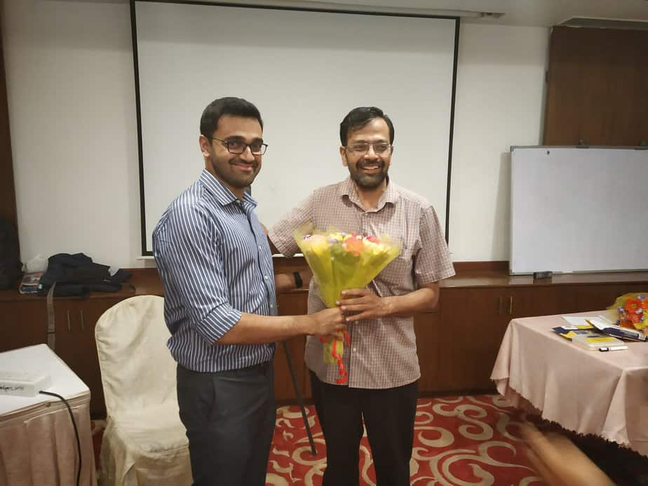 fee-ony advisors meet Bangalore Pattu felicitated
