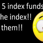 These five index funds beat their indices! Why you should avoid them!