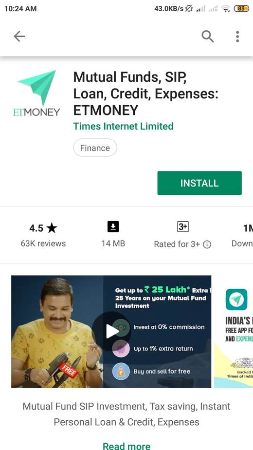 How to do Online KYC via ETMoney to start investing in