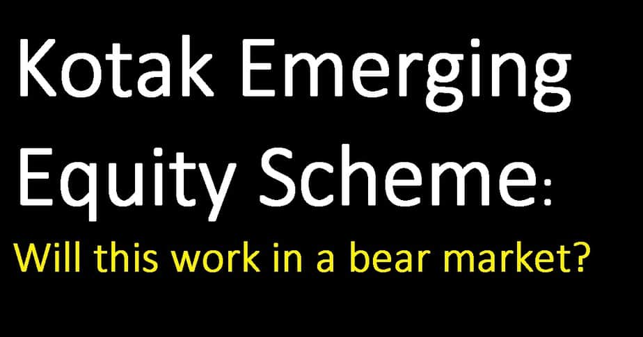 Kotak Emerging Equity Scheme Review: Will this work in a bear market?