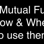 Gilt Mutual Fund User Guide: When and How to use them