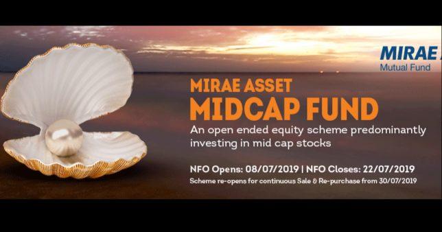 MIrae Asset Midcap Fund