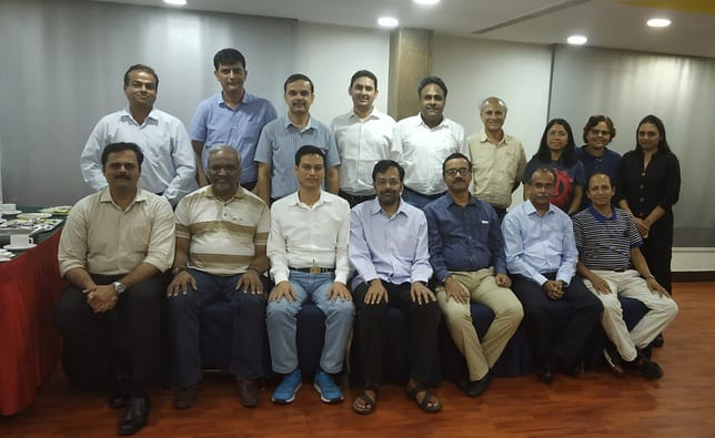 FOI RIA Chennai Meet Group Photo 2