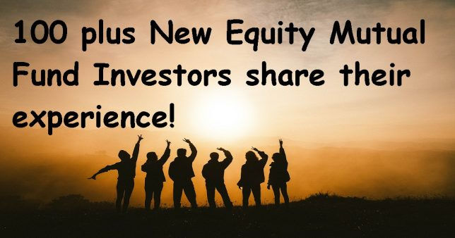 new equity mutual fund investors