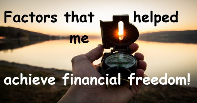 Tips that helped me achieve financial freedom