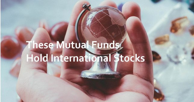 Indian Mutual Funds Holding International Stocks