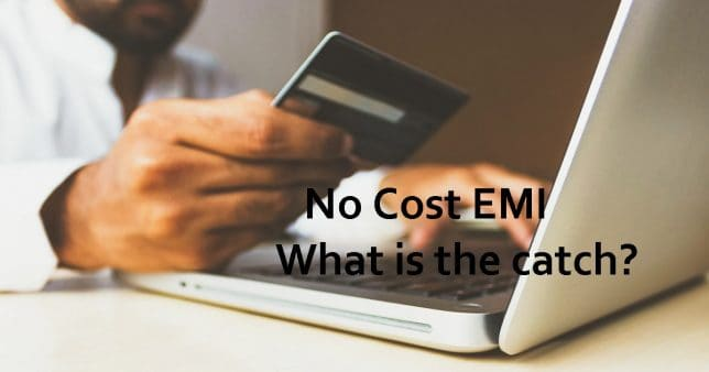 No Cost EMI How does it work Is there a catch