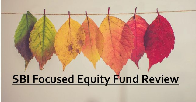 SBI Focused Equity Fund Review