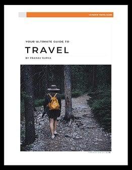Travel Training Kit Cover New