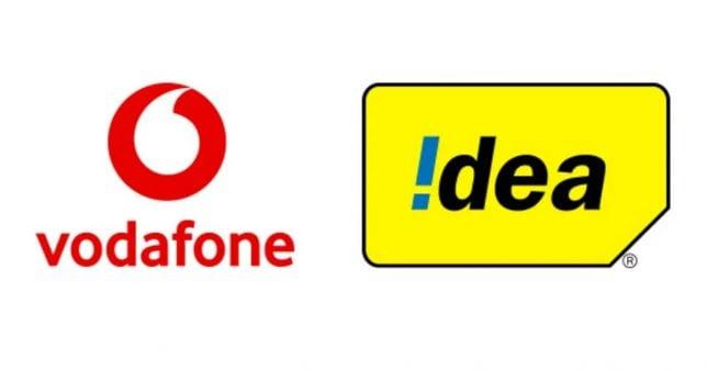 Vodafone Idea logo