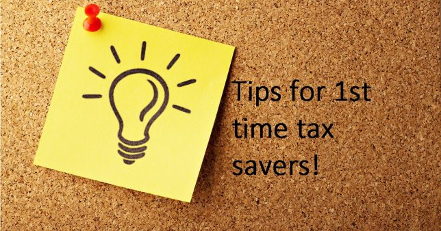 Want to save tax for the first time Tips to avoid mistakes