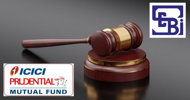 An explanation of why SEBI imposed Rs 5 lakh penalty on ICICI Mutual Fund