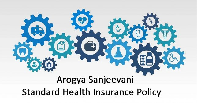 FAQ and description of details of the newly introduced Arogya Sanjeevani Standard Health Insurance Policy by IRDAI
