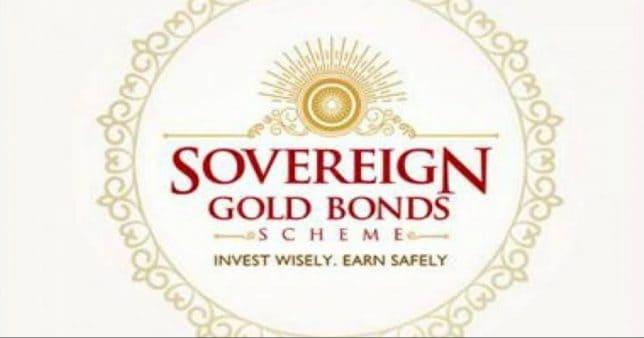 logo of the Sovereign Gold Bond Scheme