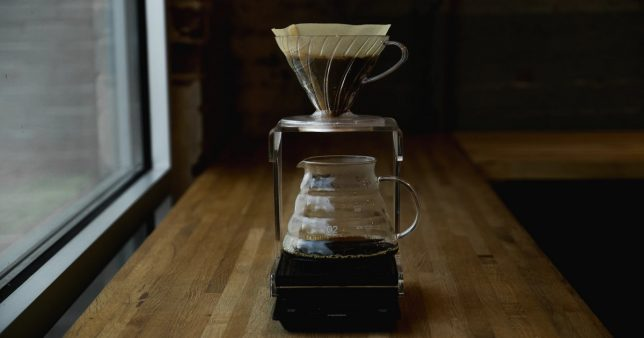image of a coffee filter representing the May 2020 Equity Mutual Fund Performance Screener