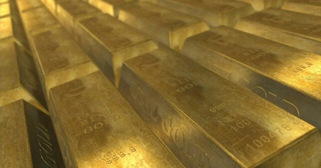 Image of gold bars to represent Sovereign Gold Bonds 2020-21 (Series IV)
