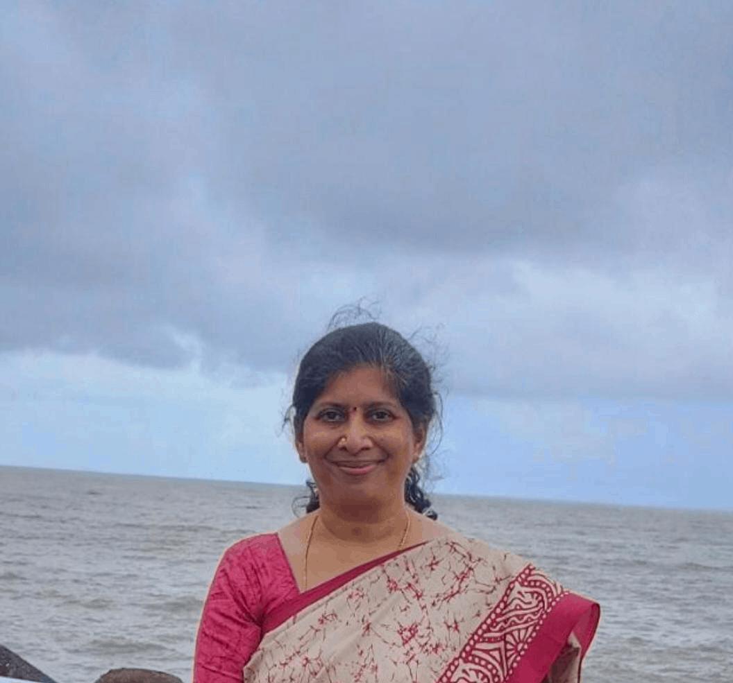 Rajalakshmi Rangarajan